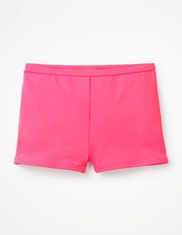 Coral Pink Swim Shorts