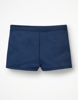 Deep Sea Blue Swim Shorts