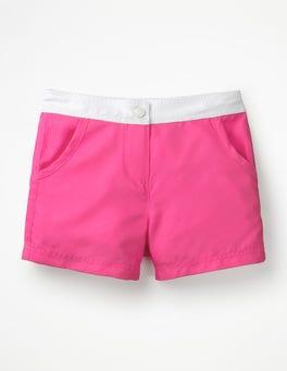 Coral Pink Board Shorts