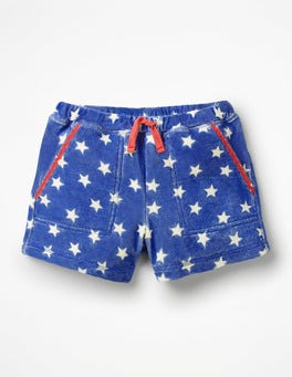 Duke Blue Stars Towelling Shorts