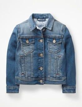 Mid Vintage Denim Denim Jacket