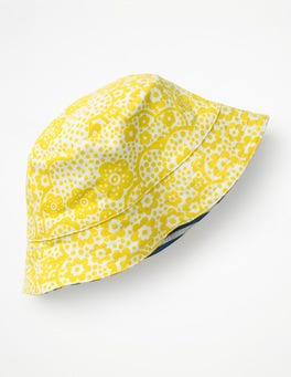 Sunshine Yellow Jersey Reversible Hat