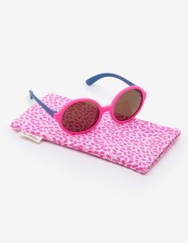 Festival Pink Sunglasses