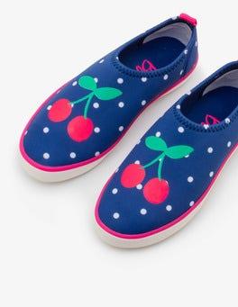 Starboard Blue Aqua Shoes