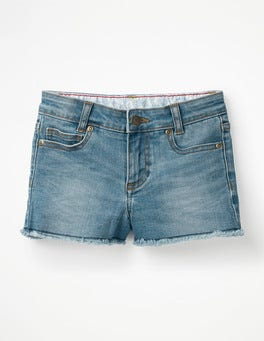 Mid Vintage Denim Denim Shorts