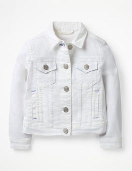 White Everyday Jacket