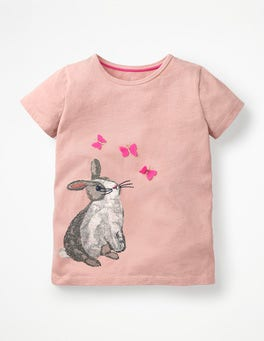 Bunny Superstitch T-shirt