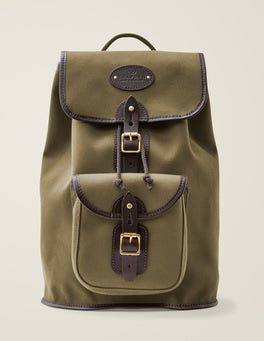 Deep Olive Chapman Border Backpack