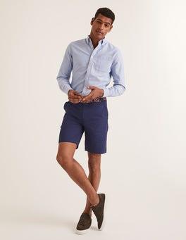 Light Navy Chino Shorts
