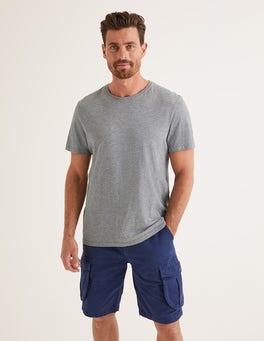 Grey Marl Washed T-shirt