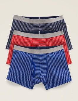 Breton Marl Pack 3 Pack Jersey Boxers