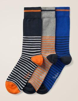Stripe Pack Favourite Socks