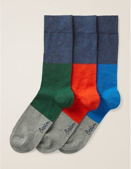 Colourblock Pack Favourite Socks