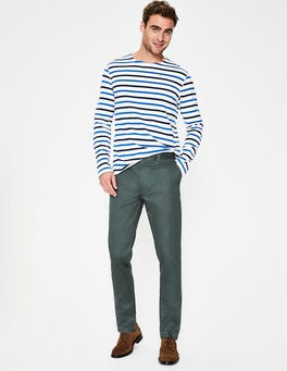 Vert Richmond Chino original coupe droite
