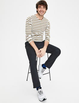 Navy Original Slim Leg Chinos
