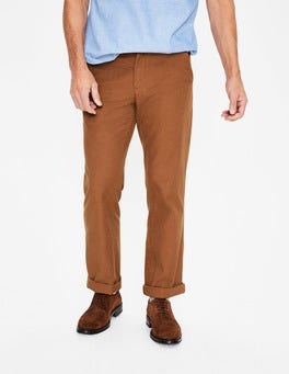 Elm Brown Malvern Casual Trousers