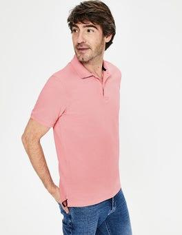 Rosa Pink Piqué Polo