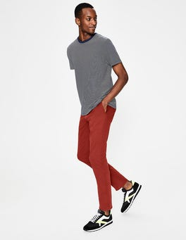 Cayenne Pepper Lightweight Slim Chinos
