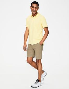 Malzbraun Chino-Shorts
