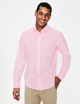 Portobello Chambray Linen Cotton Shirt