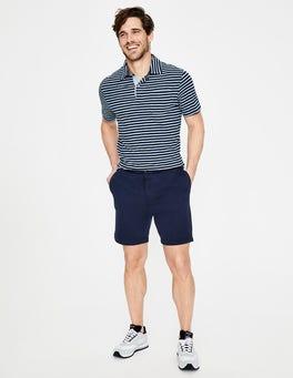 Light Navy Mallory Shorts