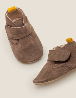 Supersoft Suede Booties