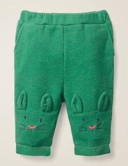 Rosemary Green Marl Bunnies Bunny Knee Bottoms