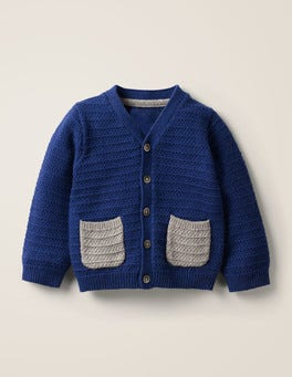 Boys Cosy Cardigan