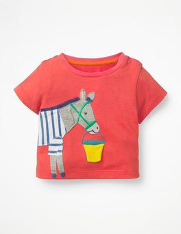 Jam Red Donkey Fun T-shirt
