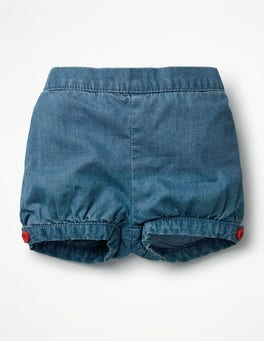 Chambray Pretty Bloomers