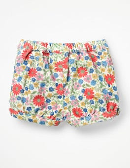 Multi Jolly Floral Pretty Bloomers