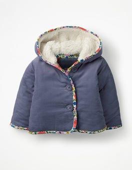 Cosy Cord Coat