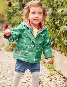 3-in-1 Farmyard Raincoat