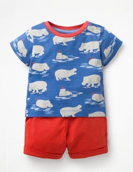 Duke Baby Hippos Fun Pocket Jersey Play Set