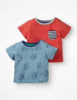 Wren Koalas Twin Pack T-shirts