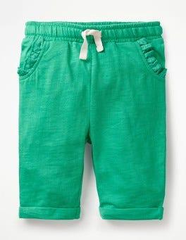 Slub Jersey Pants