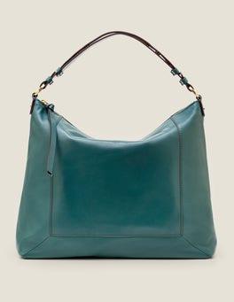 Woodland Green Stamford Shoulder Bag