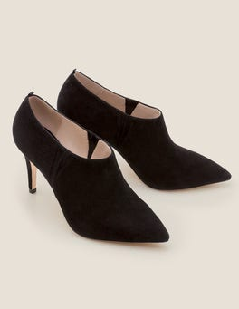 Black Heswall Shoe Boots