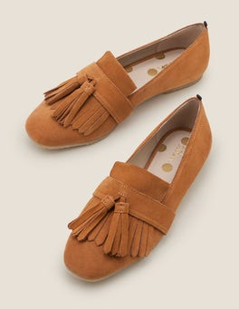 Lebkuchen Tess Flache Schuhe