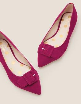 Magenta Renee Flache Schuhe