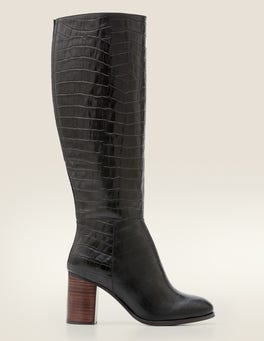 Evershot Knee High Boots