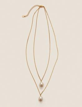 Glass Pearl Pendant