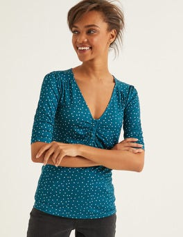 Baltic, Polka Dot Jane Jersey Top
