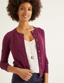 Ruby Ring Amelia Crew Cardigan