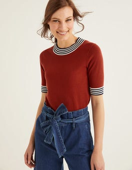 Conker Rachel Knitted Tee