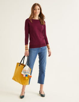Ruby Ring Cassandra Jumper