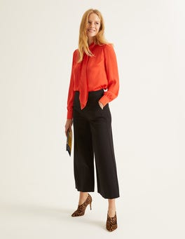 Hampshire Culottes aus Ponte-Roma-Jersey