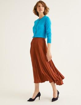 Conker Kristen Pleated Skirt