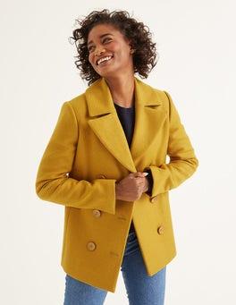 Saffron Seacole Pea Coat