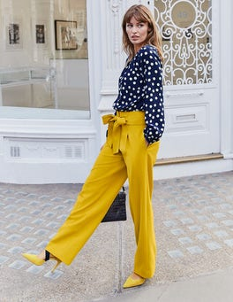 Ketton Wide Leg Trousers